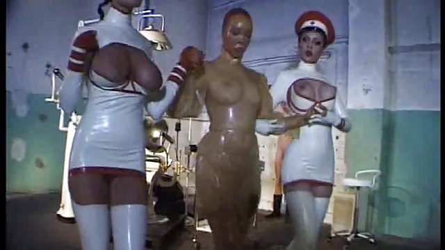 BDSM Latex – Fetish Nurses
