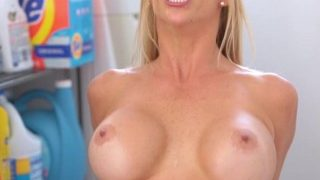 FamilyStrokes – Big Tit Milf Horny For Step-Son